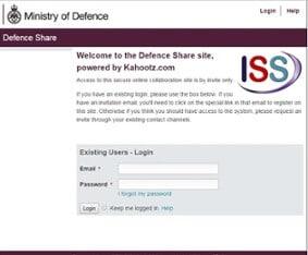 MOD Defence Share