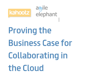 Proving the Business Case for Collaborating in the Cloud