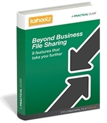 Beyond business file sharing guide