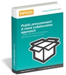 How to increase collaboration efficiency in public sector procurement LP